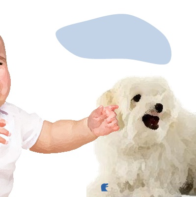 Non va d'accordo con i bambini