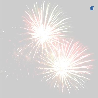 Paura dei fuochi di artificio
