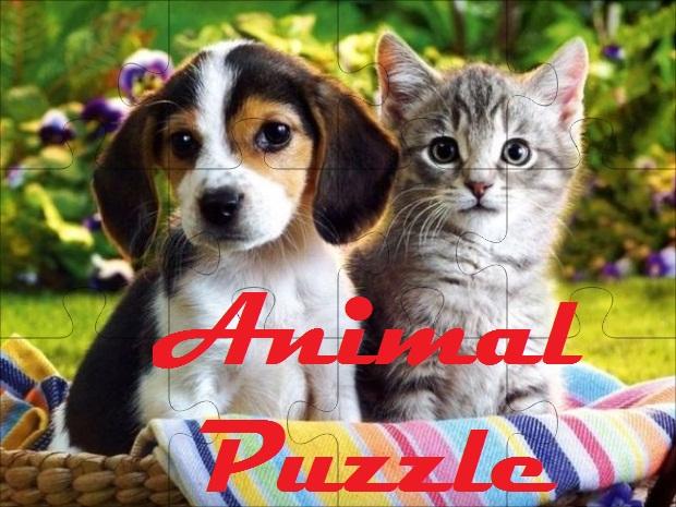 puzzle sui cani e gatti